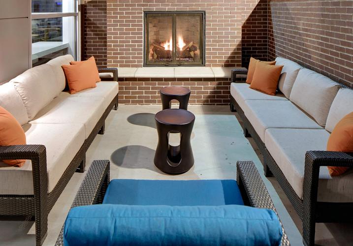 LK Architecture Hospitality Hyatt House Irvine California 05