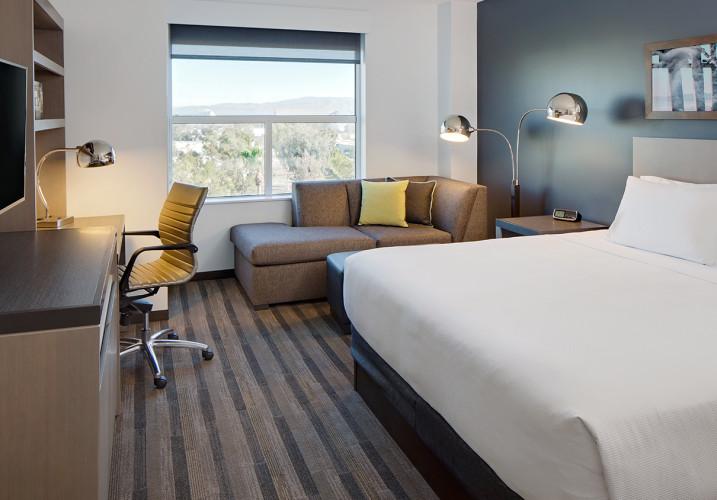 LK Architecture Hospitality Hyatt House Irvine California 06