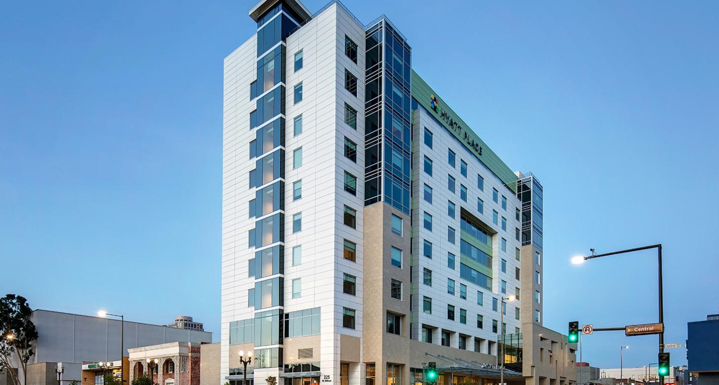 LK Architecture Hospitality Hyatt Place Glendale CA 03