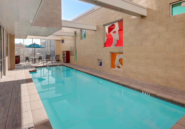 LK Architecture Hospitality Hyatt Place Glendale CA 07