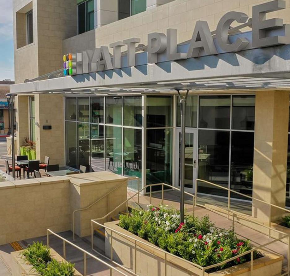 LK Architecture Hospitality Hyatt Place Glendale CA 10