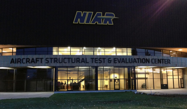 Wichita State University – NIAR Aircraft Structural Test & Evaluation Center, Park City, KS