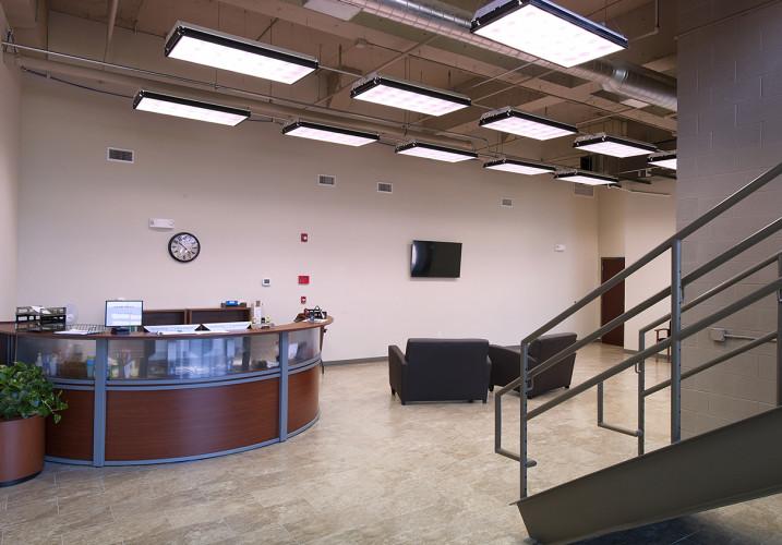 LK Architecture Institutional Wichita State University NIAR 06