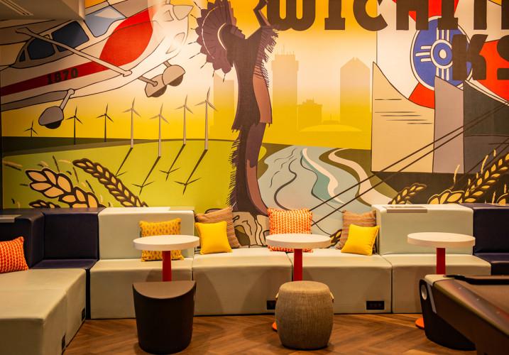 LK Architecture Hospitality Tru Hotel Wichita KS 04