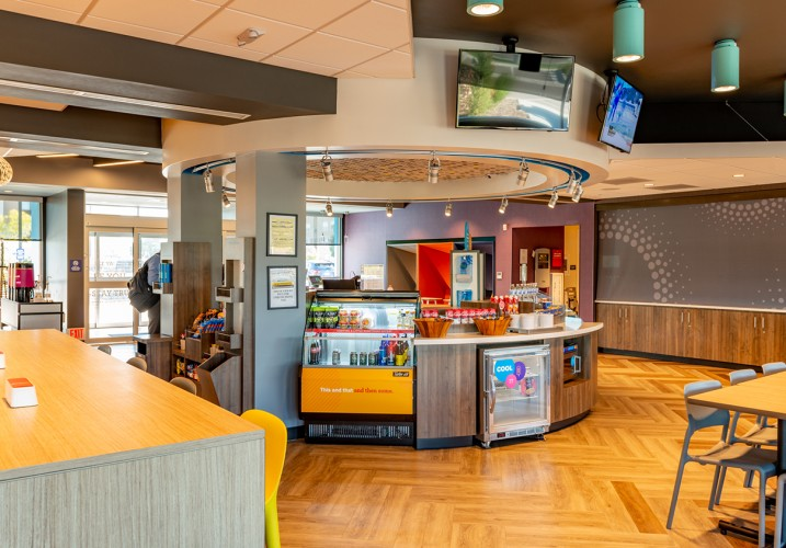 LK Architecture Hospitality Tru Hotel Wichita KS 07