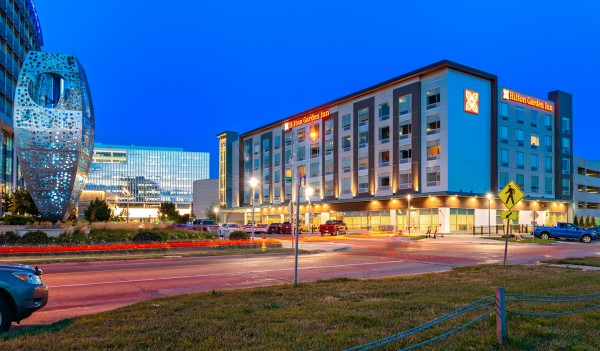 Hilton Garden Inn, Omaha, NE