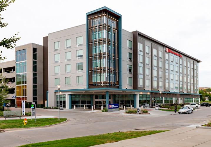 LK Architecture Hospitality Hilton Garden Inn Omaha NE Aksarben 04