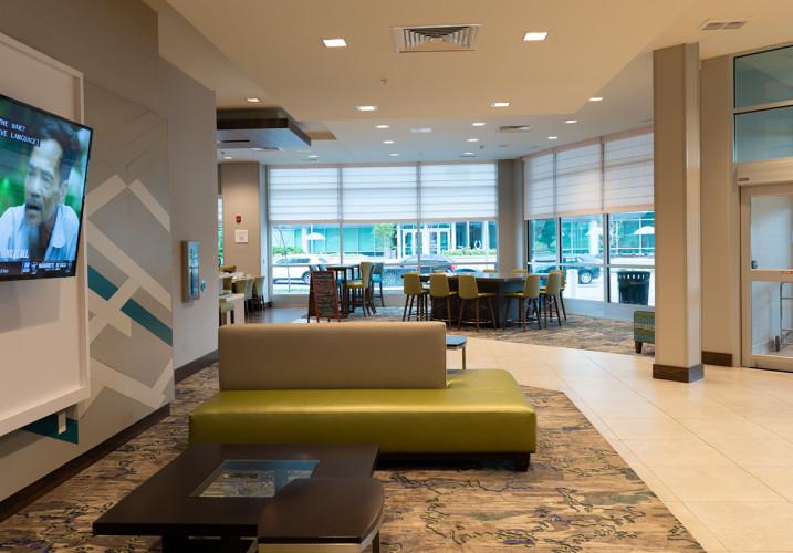 LK Architecture Hospitality Hilton Garden Inn Omaha NE Aksarben 05