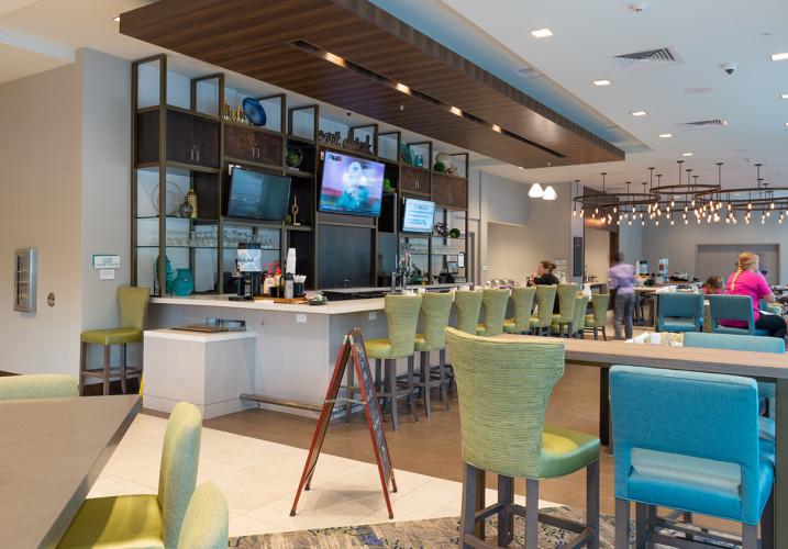 LK Architecture Hospitality Hilton Garden Inn Omaha NE Aksarben 06
