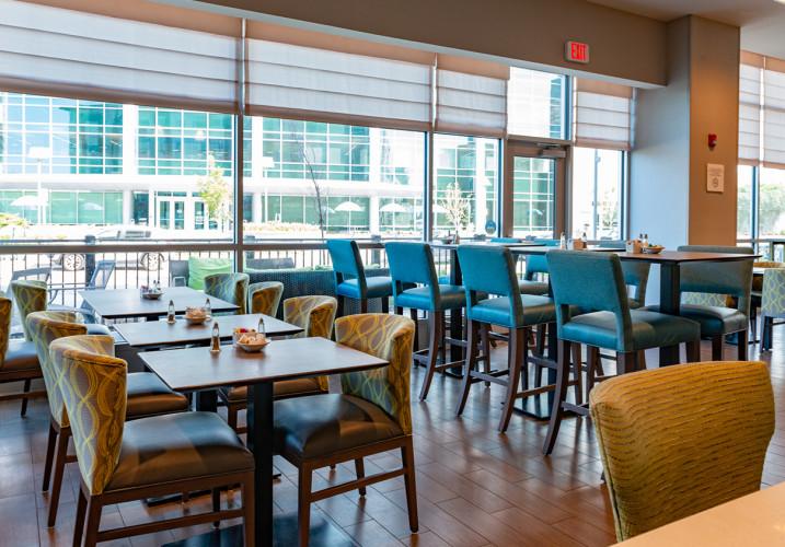 LK Architecture Hospitality Hilton Garden Inn Omaha NE Aksarben 07