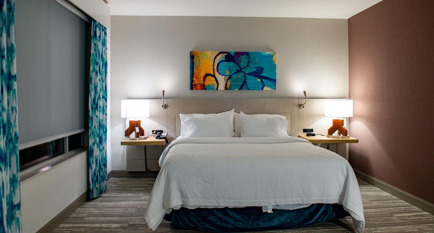 LK Architecture Hospitality Hilton Garden Inn Omaha NE Aksarben 10