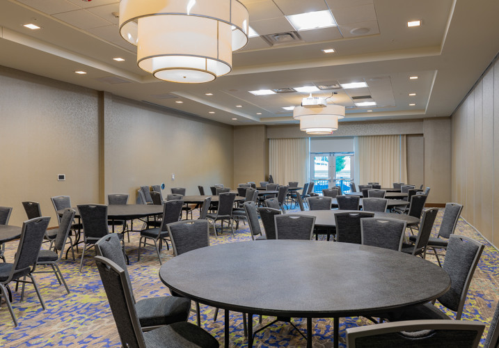 LK Architecture Hospitality Hilton Garden Inn Omaha NE Aksarben 11