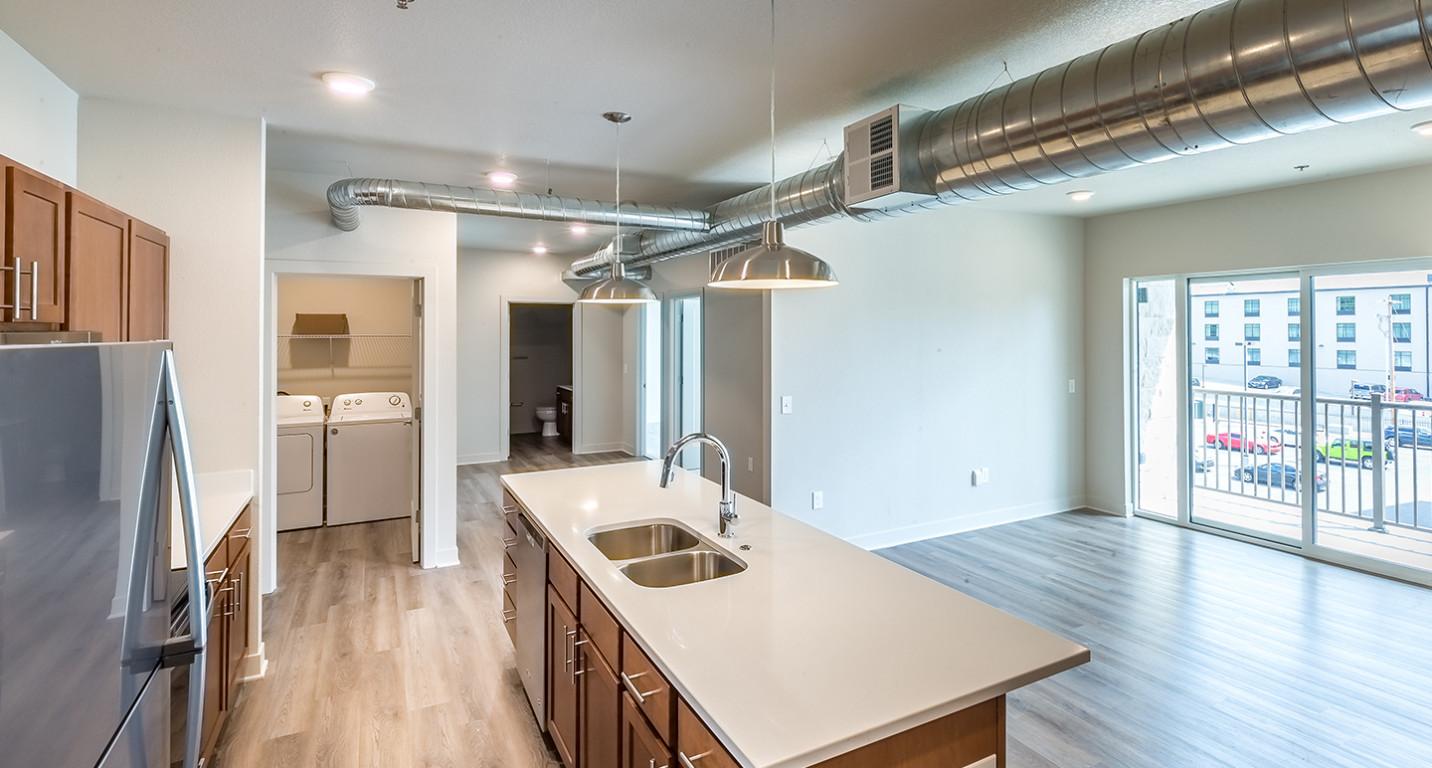 LK Architecture Multi Family Housing Avenue M Apartments Manhattan KS 04