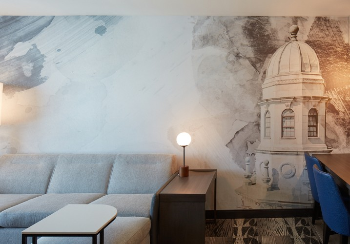 LK Architecture Interior Design Residence Inn Richmond VA 03