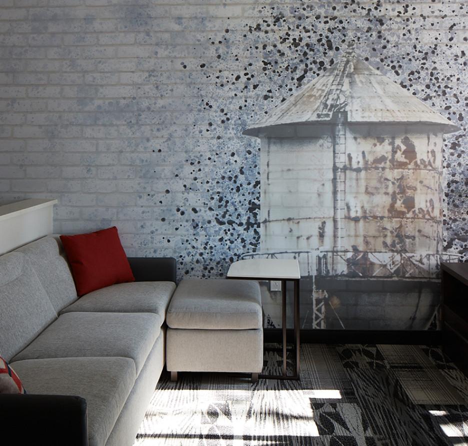 LK Architecture Interior Design Residence Inn Richmond VA 04