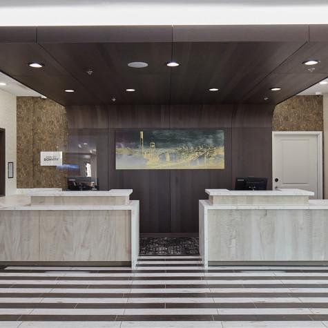 LK Architecture Interior Design Residence Inn Richmond VA 07