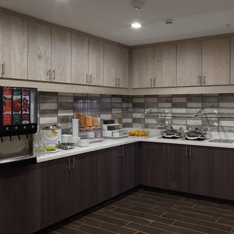 LK Architecture Interior Design Residence Inn Richmond VA 08