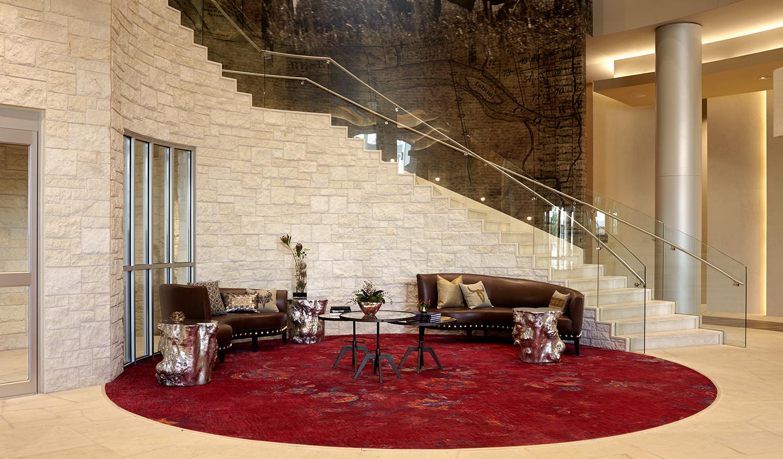 Lk Architecture Archer Hotel Austin Tx