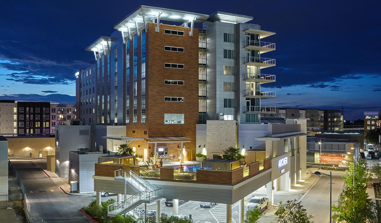 Hilton Hotel Fairfax Va