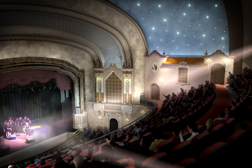 Lk Architecture Orpheum Theatre Wichita Ks