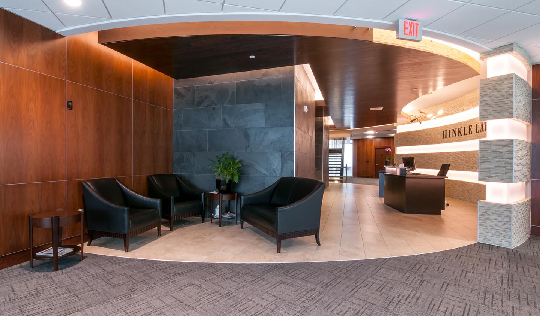 Lk architecture hinkle law firm wichita ks for Richmond interior design firms