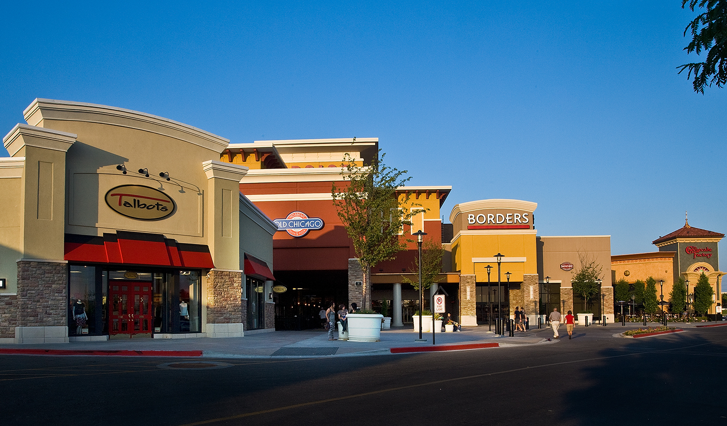 Lk architecture boise towne square boise id - Boston interiors clearance center ...