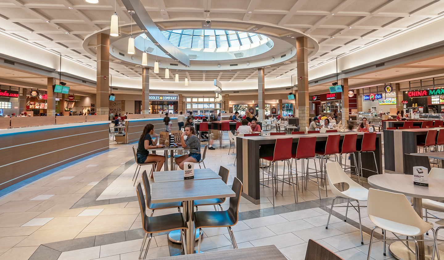 South Towne Mall Food Court