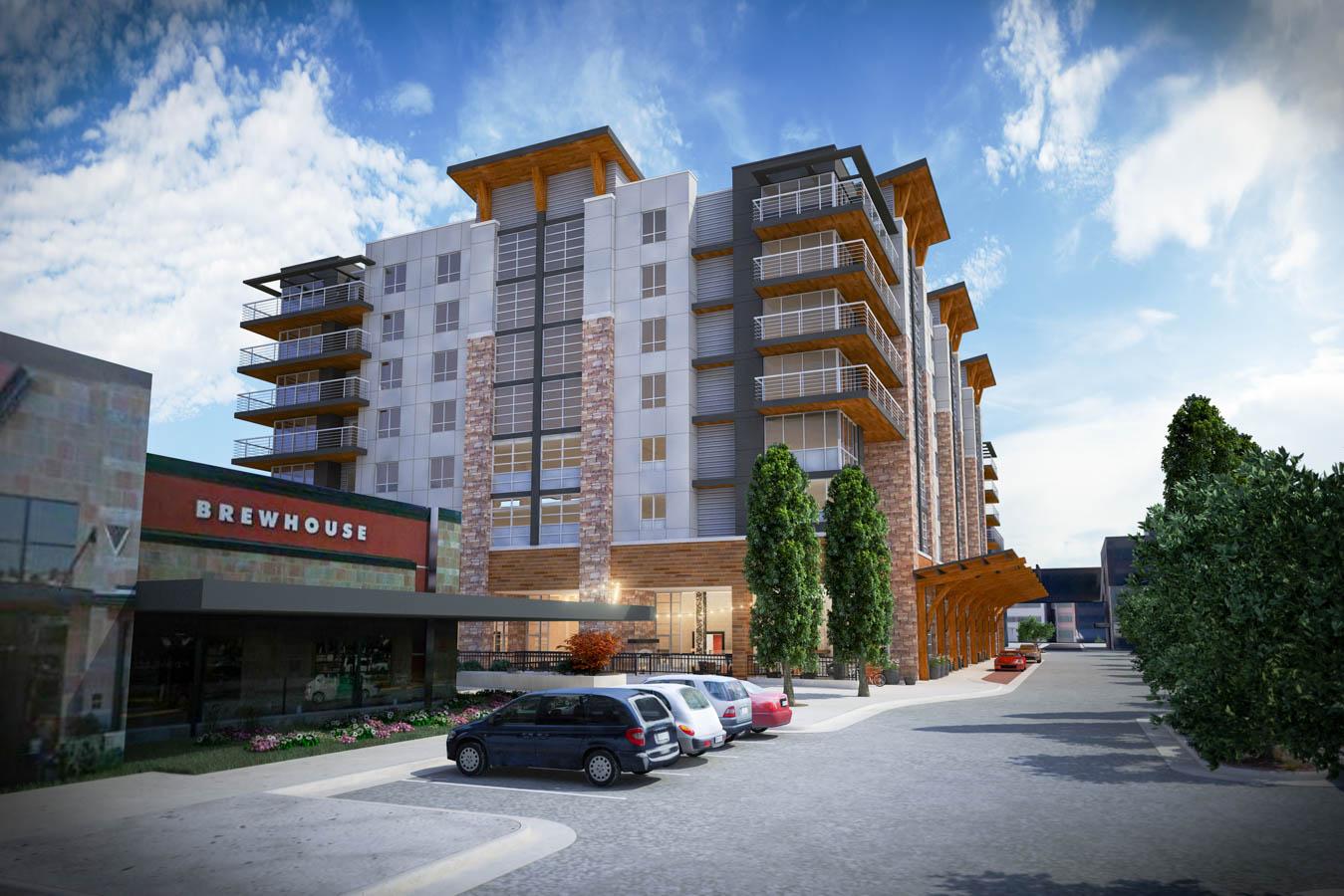 Lk Architecture Archer Hotel Redmond Wa
