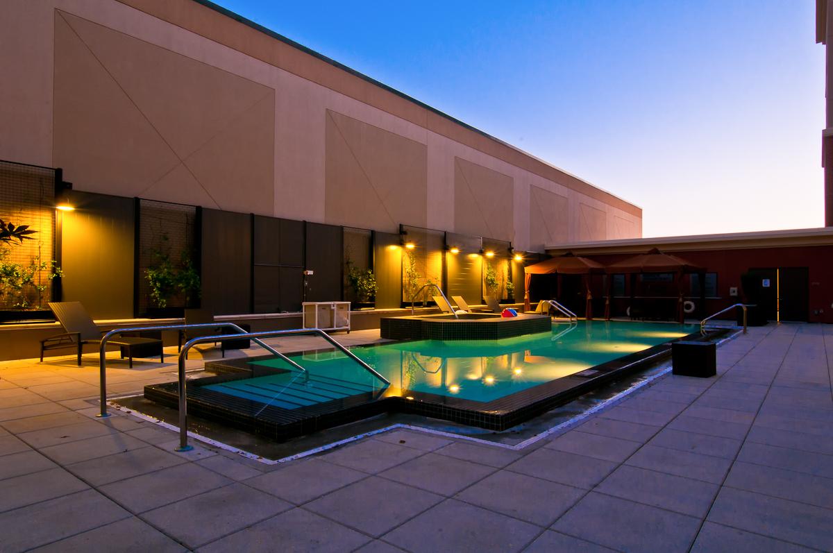 Lk Architecture Hyatt House Richmond Va