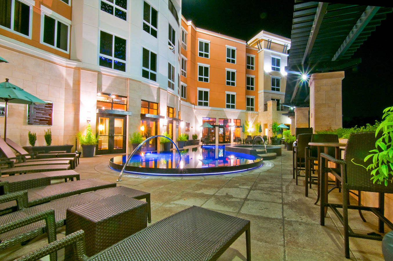 The Woodlands Hotel Houston Tx