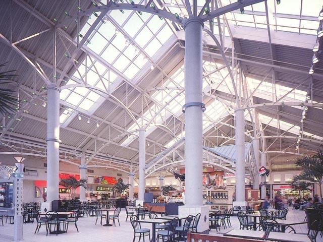 Spokane Valley Mall Food Court