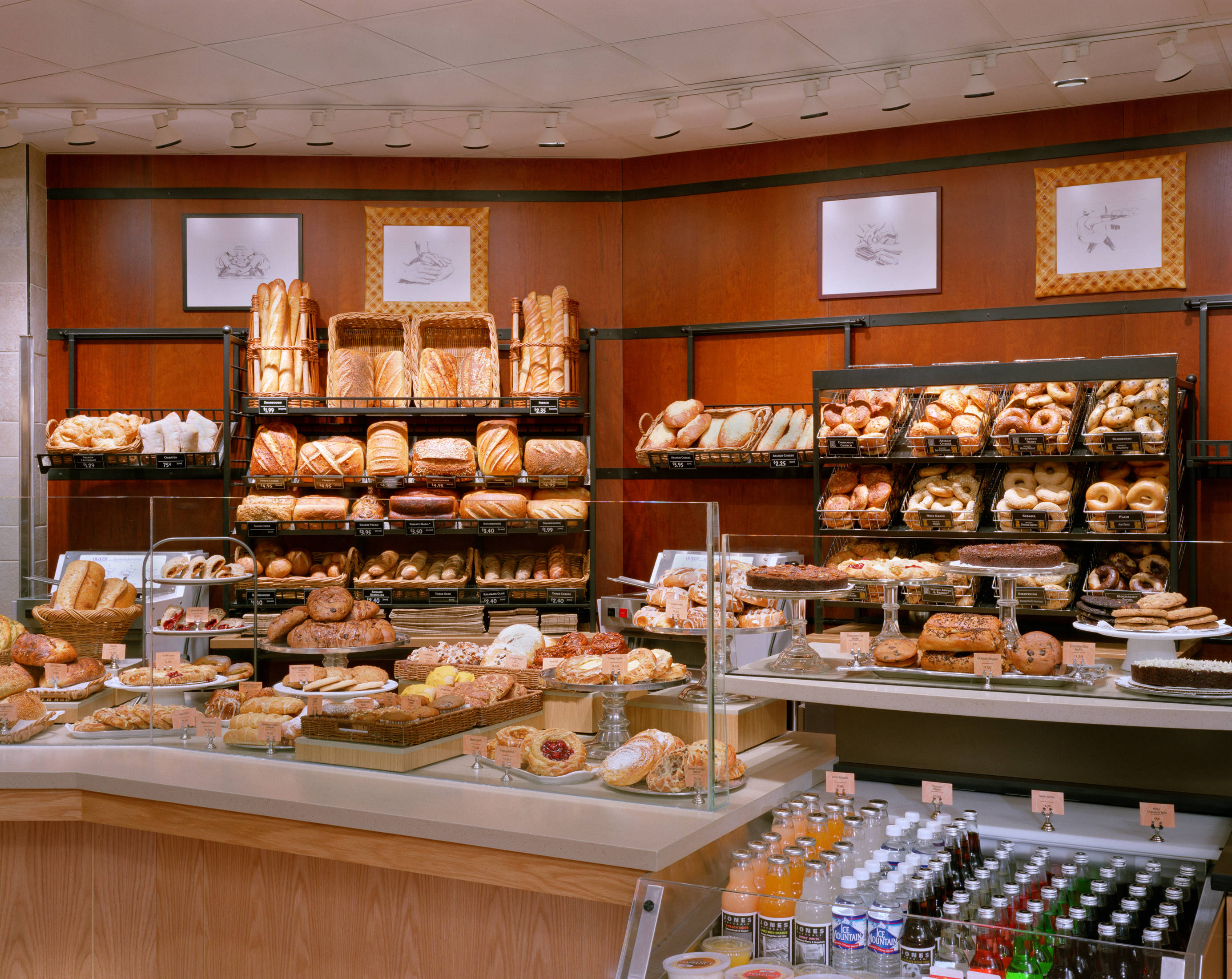 Lk Architecture Restaurants Panera Bread Nationwide 02