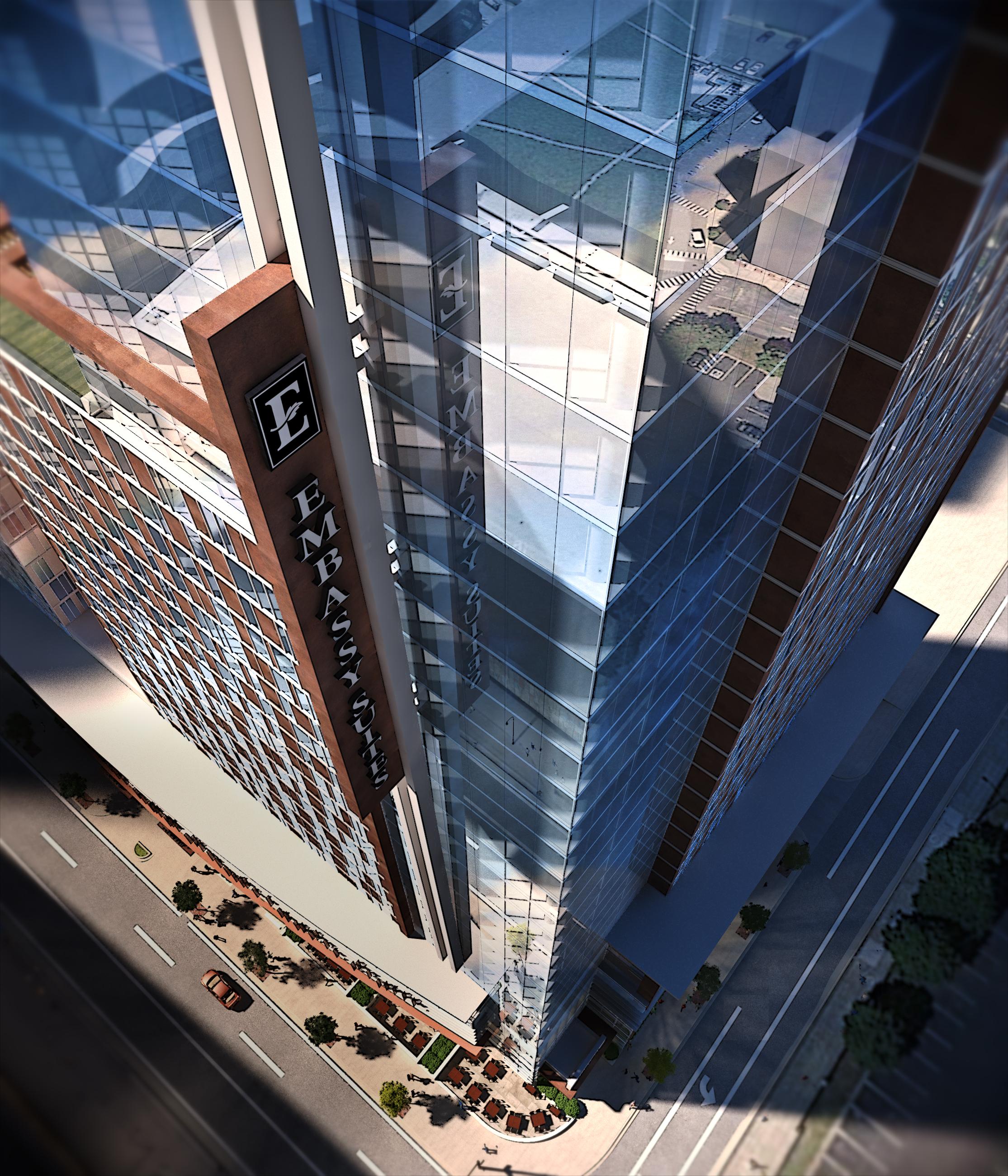 Lk Architecture Emby Suites Curio Hotel Nashville Tn